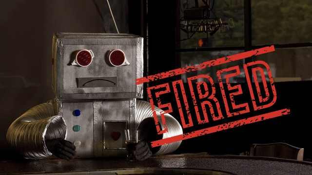 直播:只留1%,日本机器人也被裁员