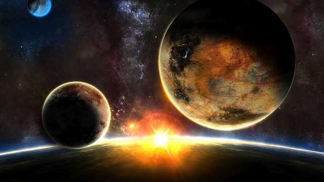 宇宙中的其他星体会发生地震吗?