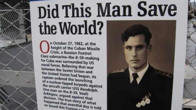 历史上真有曾拯救过世界的人吗?