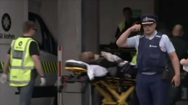 华人讲述新西兰枪击:全城警察出动