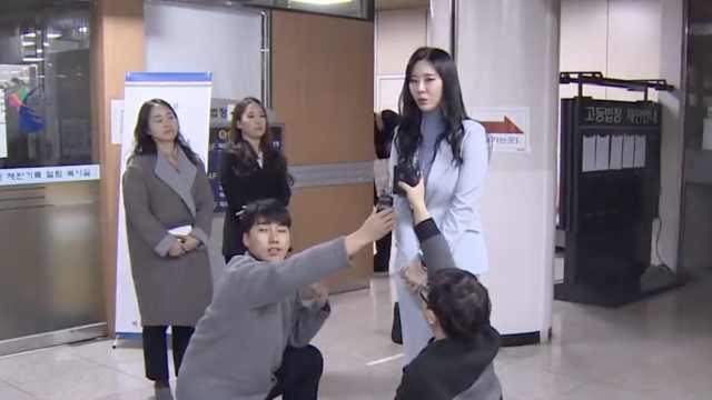 韩女星遭性侵案延长调查,证人回应