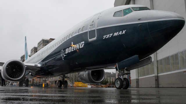 FBI刑事调查波音737Max8安全认证