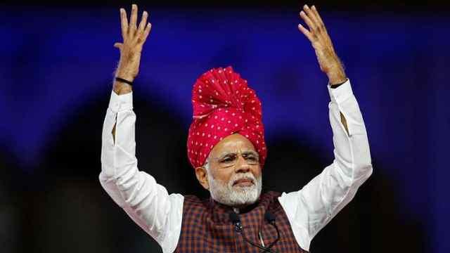 莫迪称印度已成功试射反卫星导弹