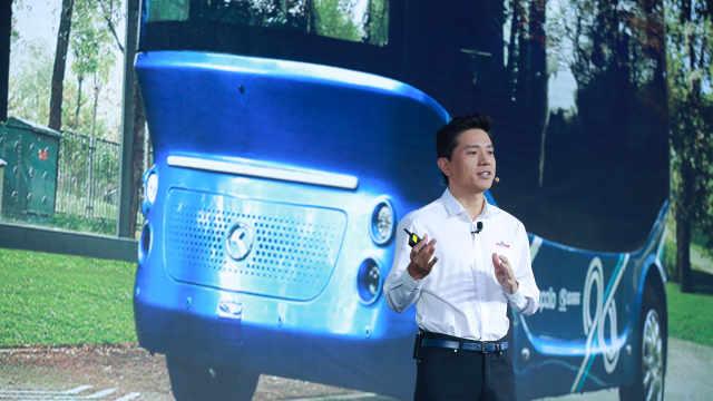 李彦宏:自动泊车比自动驾驶早实现