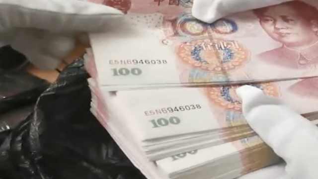 乘警发现6万现金,主人却死活不认领