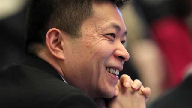 曹国伟:互联网公司前赴后继地烧钱