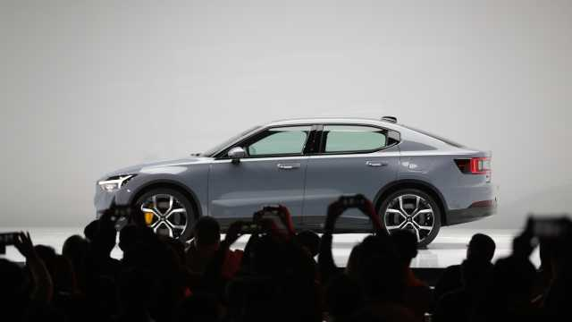 Model 3真正的对手 或许只有它够格