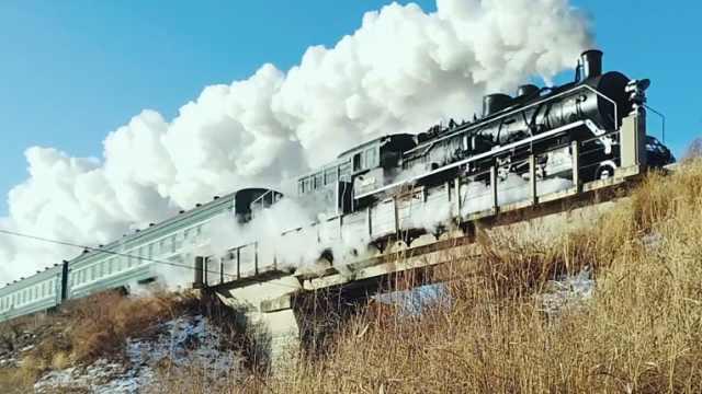齐栋:绿皮火车是我的一种乡愁