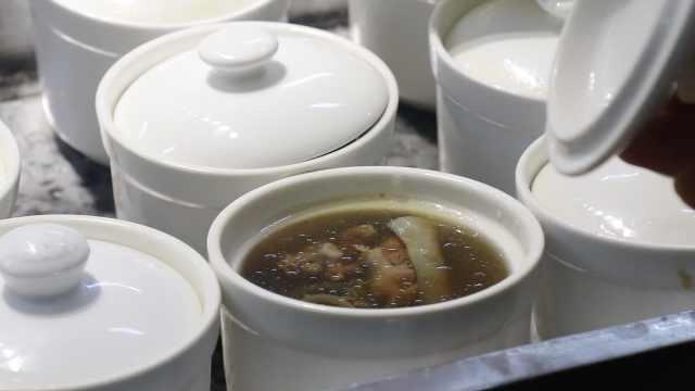 高校食堂推8元甲鱼汤:给学生补身体