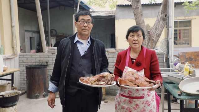 河南酱烧猪头宴,慈禧吃后大赞美味