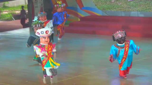 够skr!台湾勇士公主跳最炫民族风
