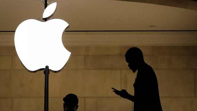 苹果否认门店使用面部识别扫描顾客