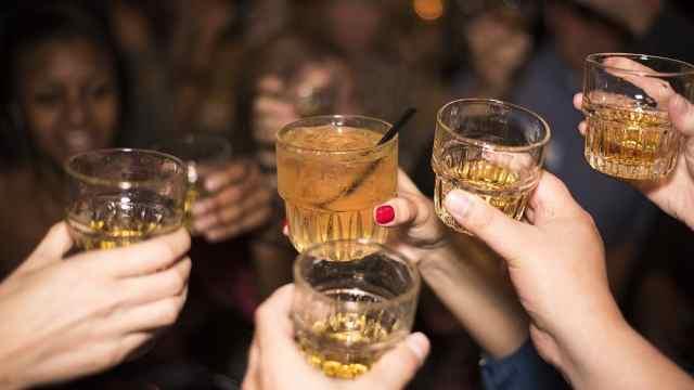 新研究:大量饮酒或改变你的基因!
