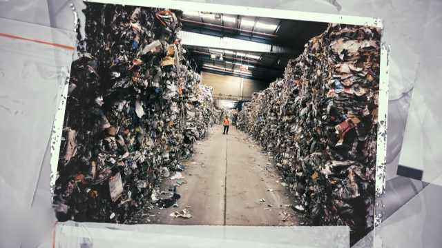 中国禁洋垃圾后,澳洲回收系统崩了