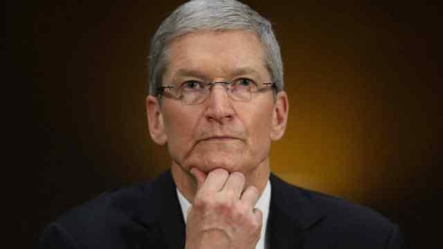 库克回应苹果5G策略:目前还没考虑
