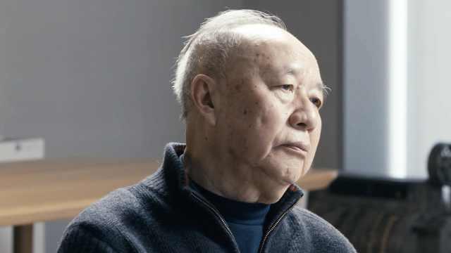 78岁牟其中立誓:我还能再干20年