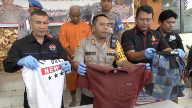 巴厘岛一中国游客遭性侵,嫌犯抓获