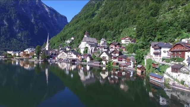 欧洲最美十大湖泊:来这里感受浪漫
