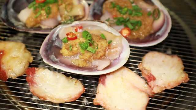 嫩!核桃炭烤肉,口感颠覆传统烤肉