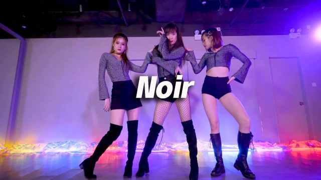 DT DANCE STUDIO翻跳《Noir》