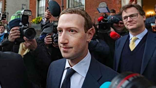 扎克伯格拒绝拆分脸书:无任何帮助
