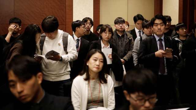 毕业等于失业!韩国大学生海外迁徙