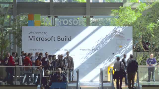 """Build纵览:微软何以变""""巨硬""""?"""