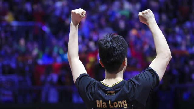 最强流量!马龙创中国年度收视纪录