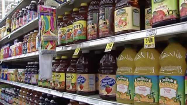 新发现:过量果汁也会增加早死风险