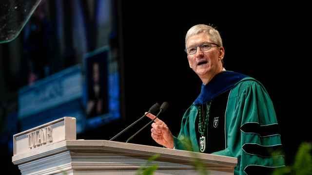 库克:加入时,苹果在破产边缘