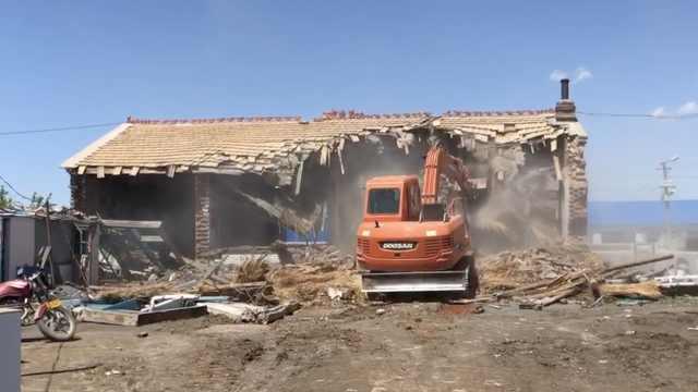 松原地震中危房开拆,即将启动重建
