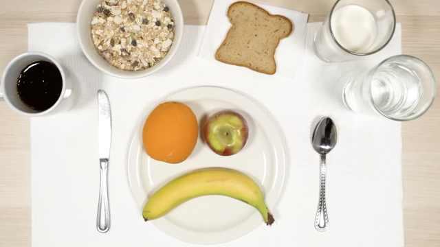 早餐不重要?研究:吃早饭不能促减肥