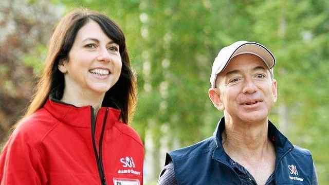 贝索斯前妻承诺捐185亿美元做慈善