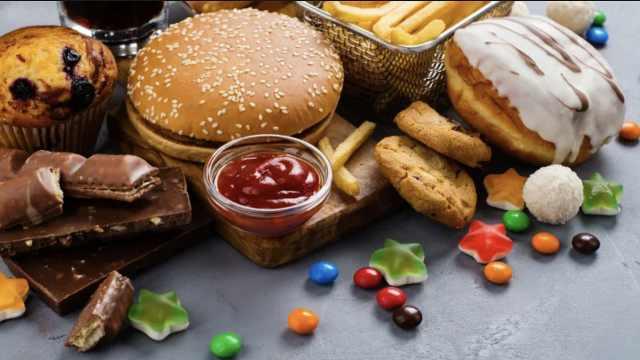 研究称精加工食品使早死率增加62%