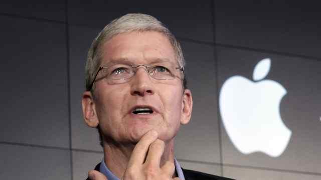 庫克否認蘋果壟斷:份額不是很大