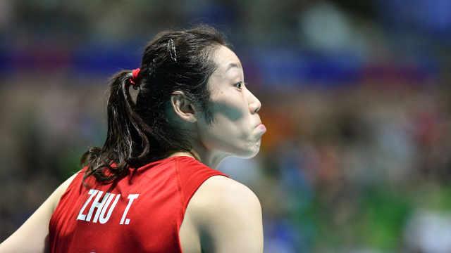 燃爆!中国女排让2追3大逆转夺冠