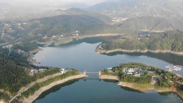 探访西北5省最大淡水湖,美似千岛湖