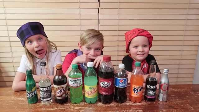 限碳酸饮料!英8项措施对抗儿童肥胖