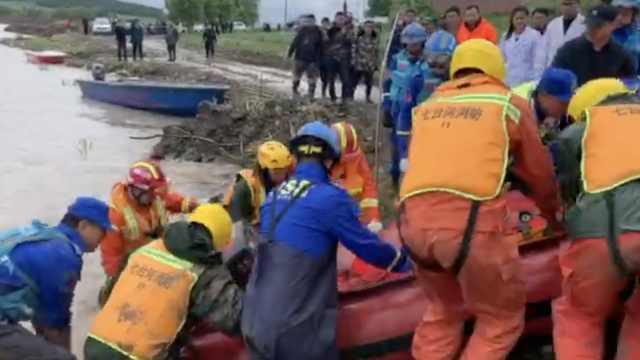 27岁乡干部防汛中被冲走,不幸遇难