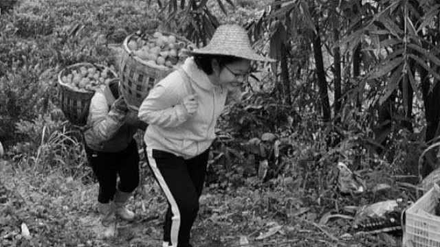 驻村女书记生前采访:扶贫责无旁贷