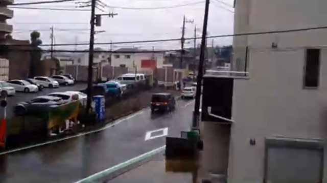 日本发生5.5级地震,不会发生海啸