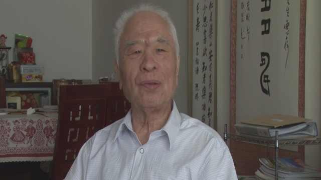 抗日救国,他是台湾学生运动的领袖