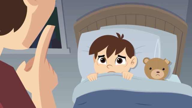 孩子应如何区分安全接触和恶意侵犯