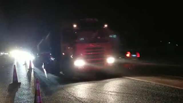 兰海高速公路恢复正常通行