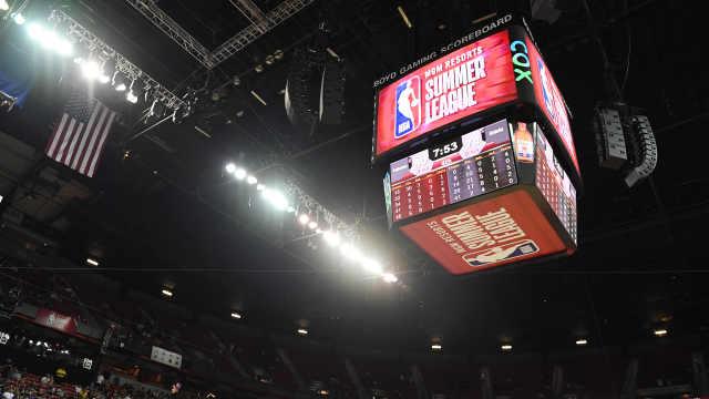 加州7.1级地震,NBA夏季联赛被中断