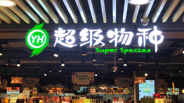 永辉旗下超级物种上海首店关闭