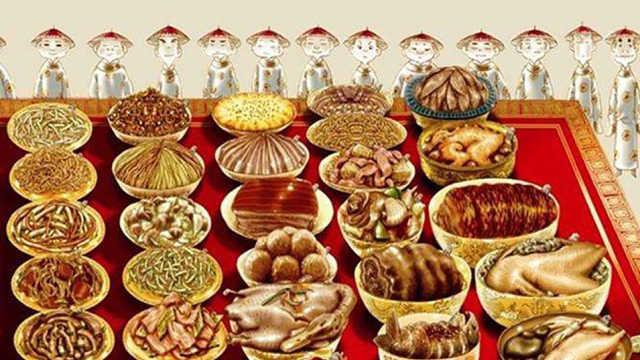 历史上的四大吃货,孔子竟榜上有名