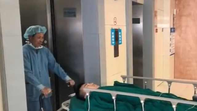 16岁少年捐髓救母