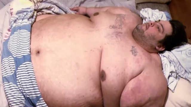 反弹800斤,减肥明星患抑郁症去世