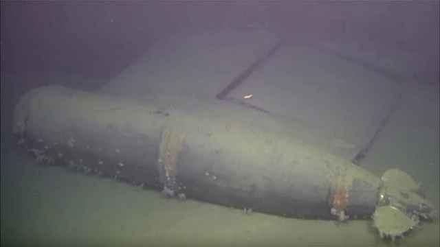 30年前苏联沉没核潜艇检测到核泄露